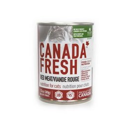 Canada Fresh Canada Fresh Cat 95% Red Meat -13oz