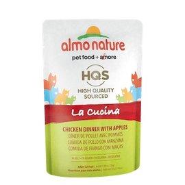 Almo Almo La Cucina Chicken & Apple - 1.94oz