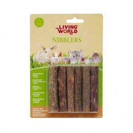 Living World Living World Nibblers - Kiwi Sticks