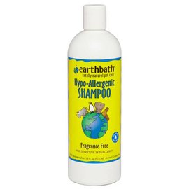 EarthBath Earthbath Dog Shampoo Hypo-allergenic - 473ml