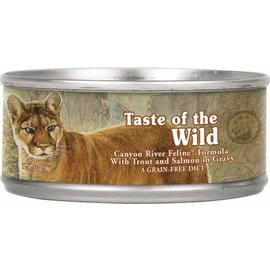 Taste of the Wild TOTW Cat Canyon River - 5.5oz