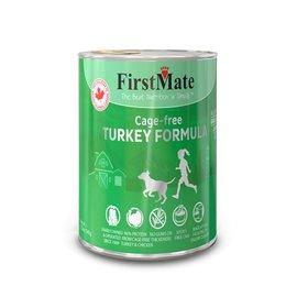 FirstMate Firstmate Free Run Turkey Cat - 12.2oz