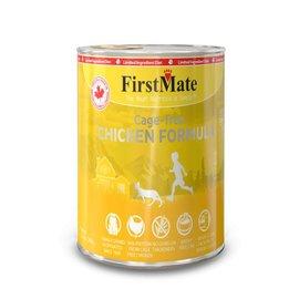FirstMate Firstmate Free Run Chicken Cat - 12.2oz