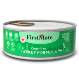 FirstMate Firstmate Free Run Turkey Cat 5.5oz