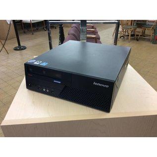 Lenovo C2D desktop 3.0/4.0/160 NO/OS