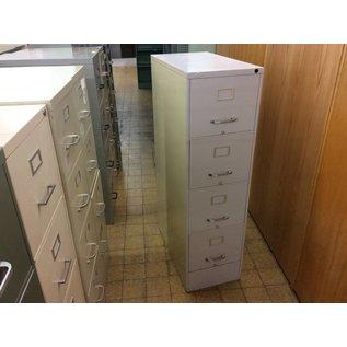 Light violet/beige metal 4-drawer File Cabinet