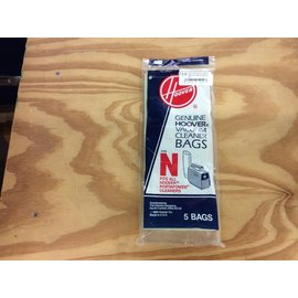 Genuine Hoover Type N Vacuum Cleaner Bags (5 pk)