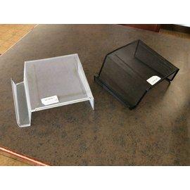 Metal mesh desktop Telephone Stand