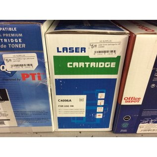 Laser toner cartridge for HP C4096A