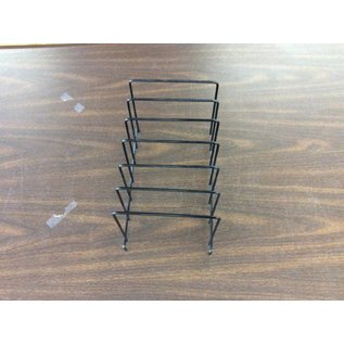 6 slot wire file holder