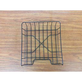 Metal wire paper tray