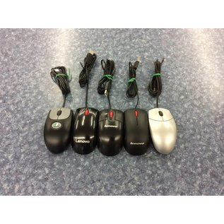 PC Usb Mouse (brands may vary from picture)
