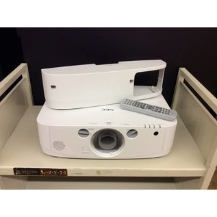 Nec PA550W Projector without lens (1031 lamp hours used)