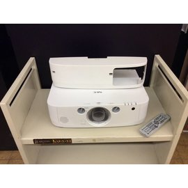 Nec PA550W Projector without lens (1848 lamp hours used)