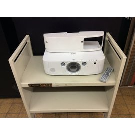 Nec PA550W Projector without lens (1808 lamp hours used)