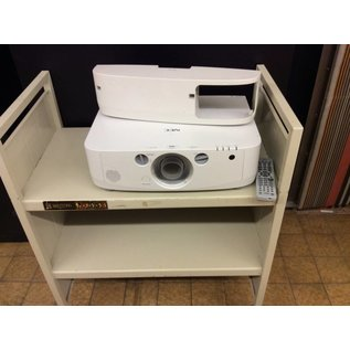 Nec PA550W Projector without lens (2273 lamp hours used)