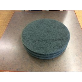 """20"""" 3M 5300 Blue Cleaner Pads (5 pack)"""