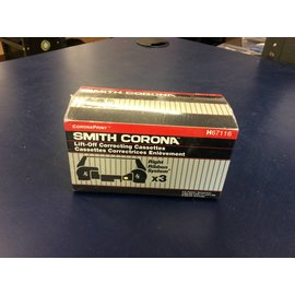 Smith Corona lift-off correcting ribbon 3 in box