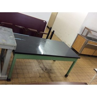36x72x31 Lab table