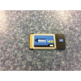 2.4 GHz Links's Wireless-G notebook adapter card