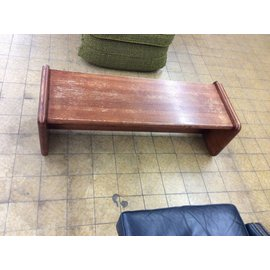16x48x15 Wood coffee table