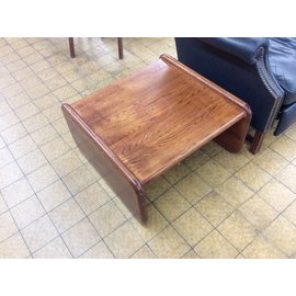 "25 1/4""x28x14 Wood coffee table"