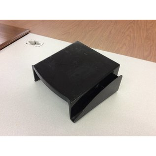 Black plastic Telephone Stand