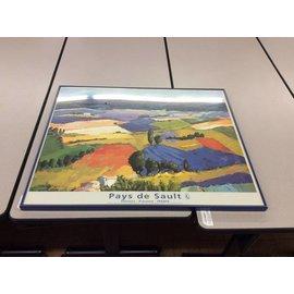 32x26 pays de sault framed art work