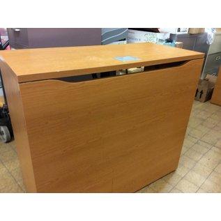 22x36x41 wood Podium / standing work station