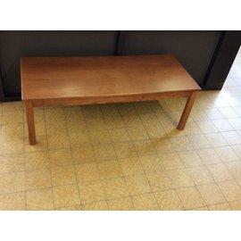 20x48x16 Wood coffee table