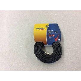 25' RG6 Coax Jumper Cable