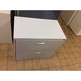 18x30x27 2 drawer lateral file