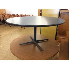 "60"" Blue Top Round table"