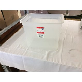 Plastic File/storage box