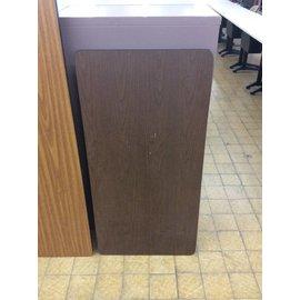 24x48 Wood folding table