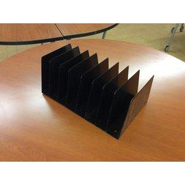 8 slot metal file sorter