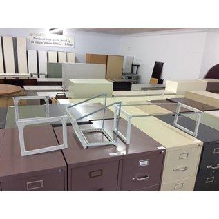 Folding Pendaflex file rack