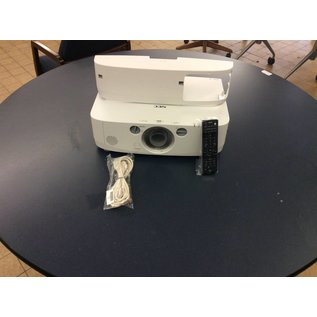 Nec PA550W Projector without lens (1990 lamp hours used)