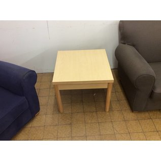 24x24x20 Wood End table