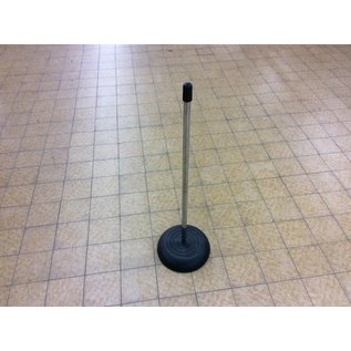 """32"""" Mic base and partial stand (9/27/18)"""
