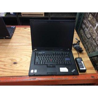 Lenovo T500 DC 2.26/4.0/250 NO/OS (Needs new battery)