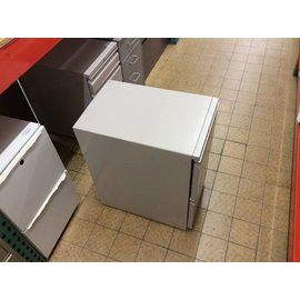 23x15x27 Tan 2 drawer file