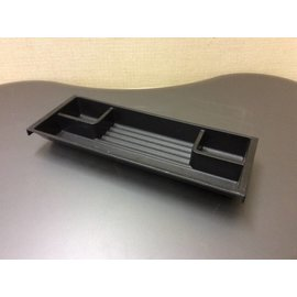 Plastic desk drawer organizer items may vary from picture