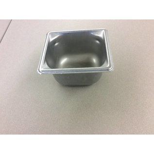 Extra small 4 inch deep chafer pan