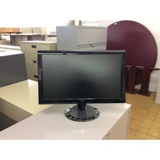 "22"" AOC HD DCR 60000:1 LCD monitor"