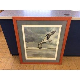 """35x39 3/4"""" Framed print"""