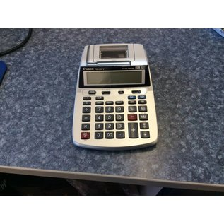 Canon p23-DH V battery powered calculator