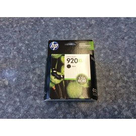 hp 920XL black OfficeJet printer ink