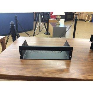 A/V Rack mount shelf