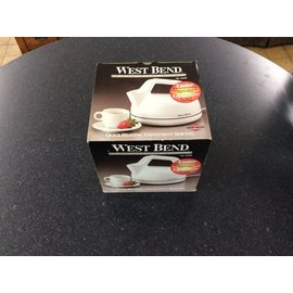 West bend electric kettle